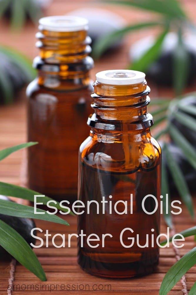 Essential Oils Starter Guide