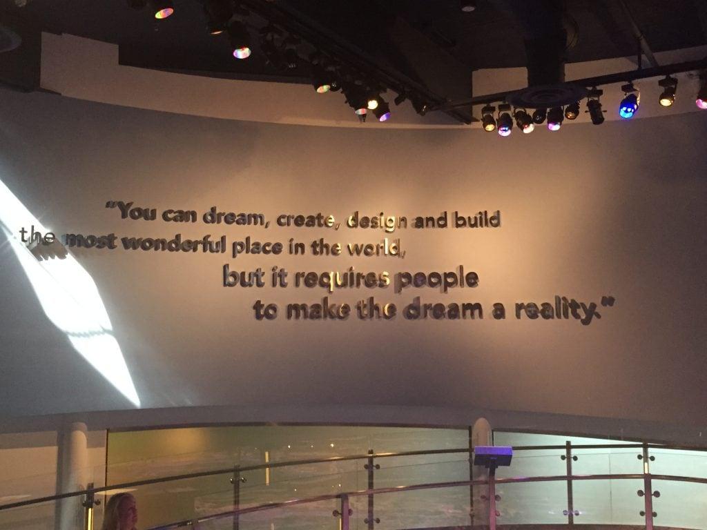 Disneyland Quote