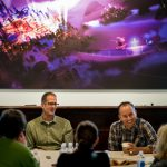 The Minds Behind Inside Out ~ Director Pete Docter and Producer Jonas Rivera!  #InsideOutEvent