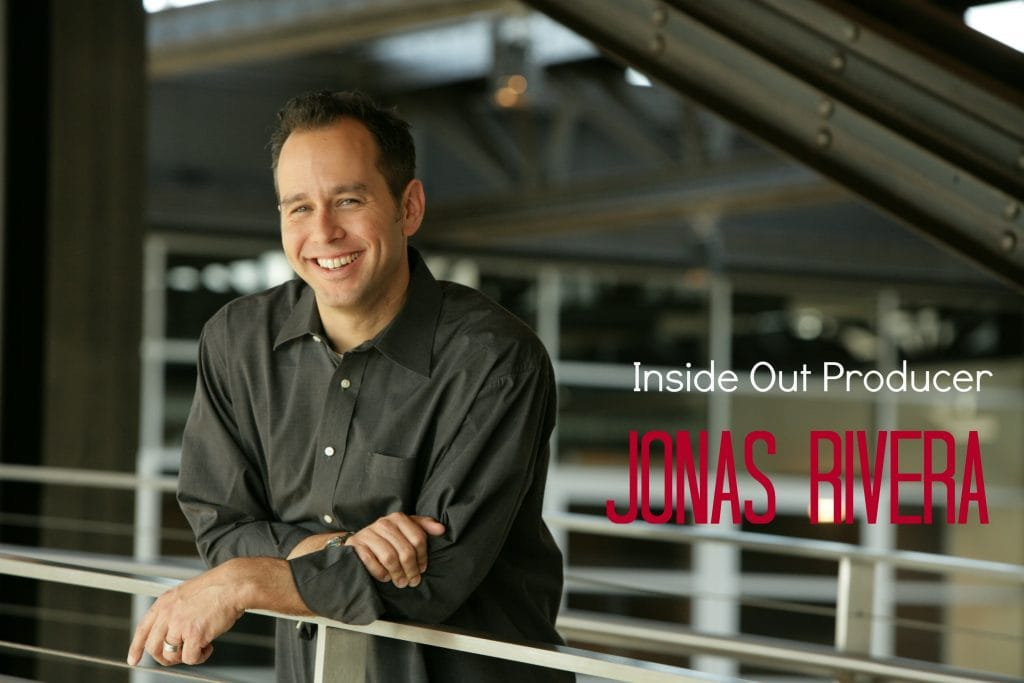 INSIDE OUT Producer Jonas Rivera. Photo by Debby Coleman. ©2015 Disney•Pixar. All Rights Reserved.