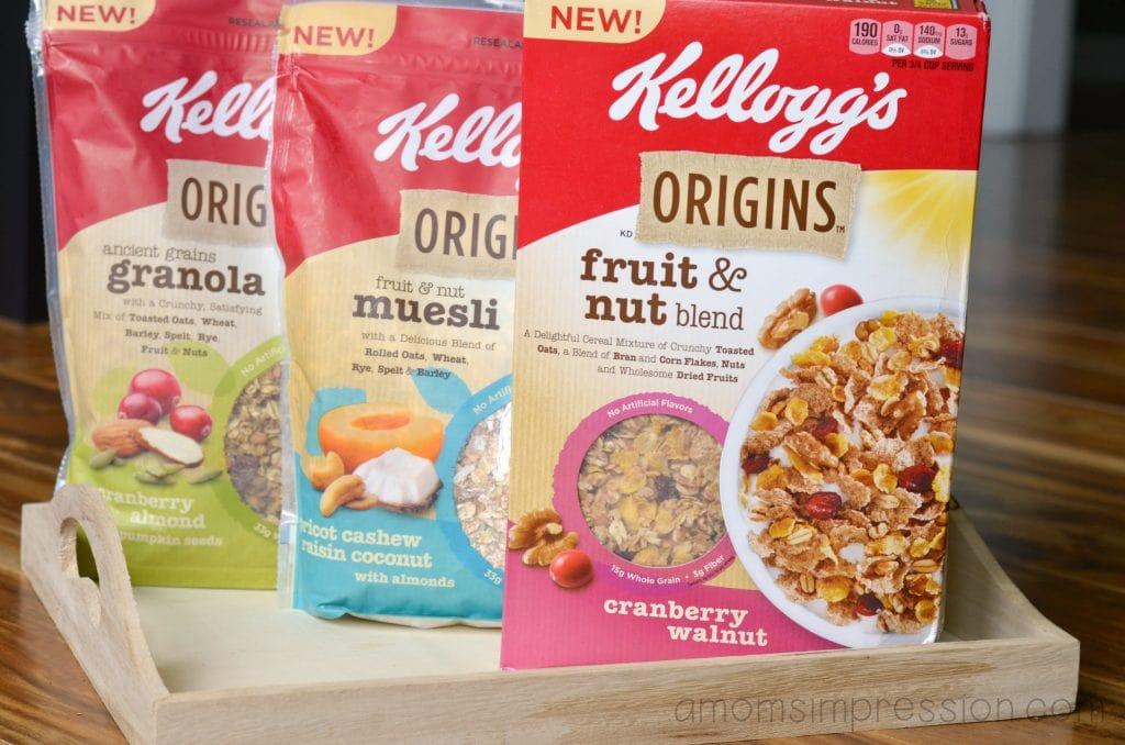 Kelloggs Origins