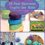 15 Fun Summer Crafts for Kids