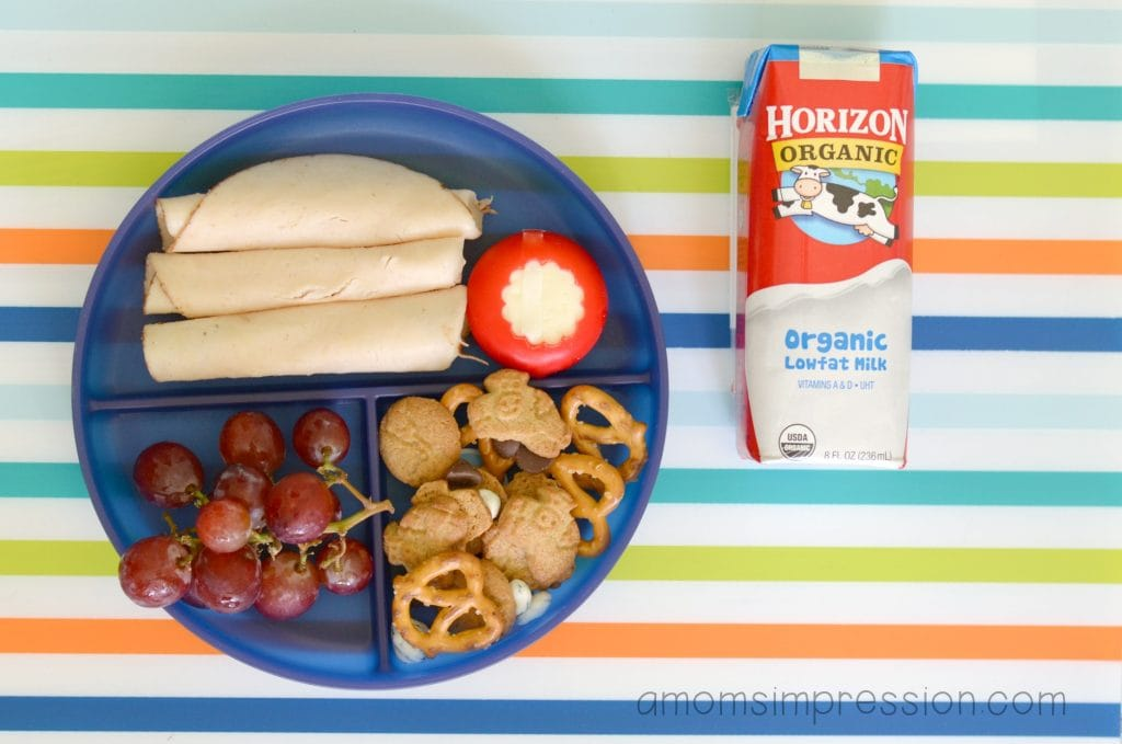Toddler Lunch