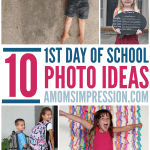 10 Fun First Day of School Photo Ideas