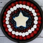 Captain America Fruit Shield tray