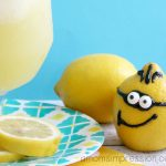 Minion Frozen Lemonade