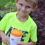 Easy Clean up at Home or On the Road After Fun Summer Activities!