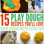 15 Play Dough Recipes You'll Love