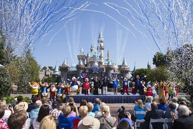 DisneyLand 60 years