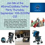 #SamsClubBaby Twitter Party
