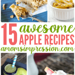 15 Awesome Apple Recipes