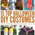 Top DIY Halloween Costumes
