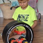 Little Tikes RC Tire Twister and Tumble Train
