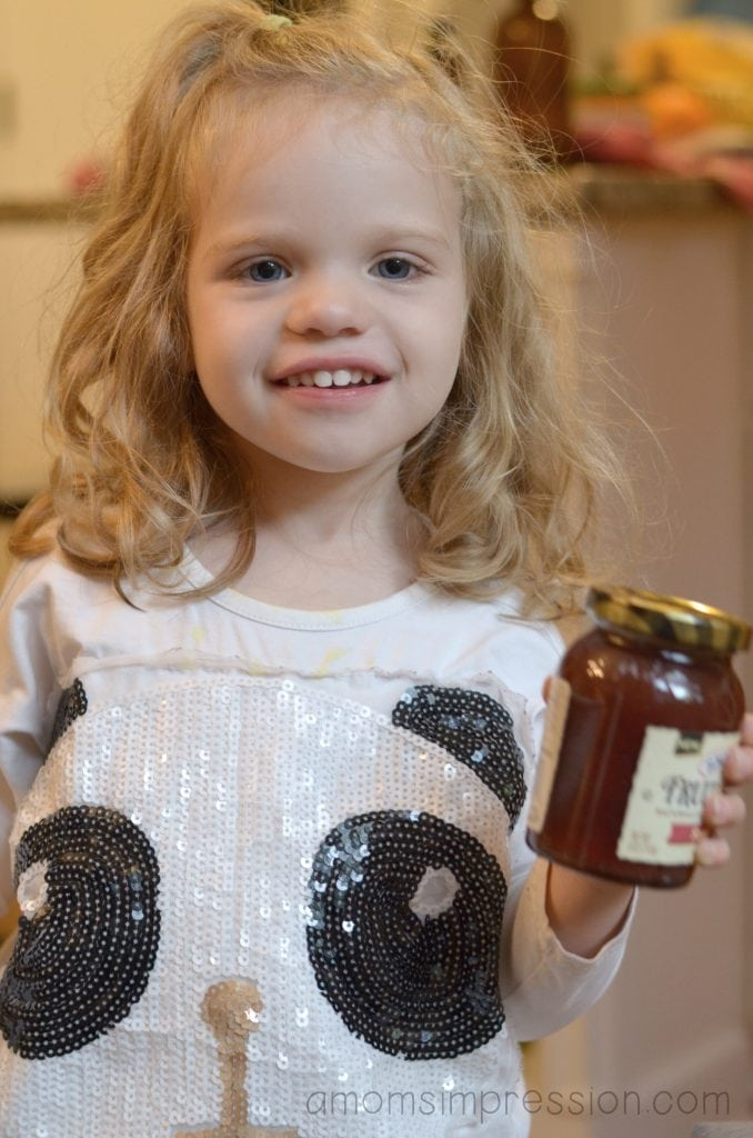 A girl and her Jelly