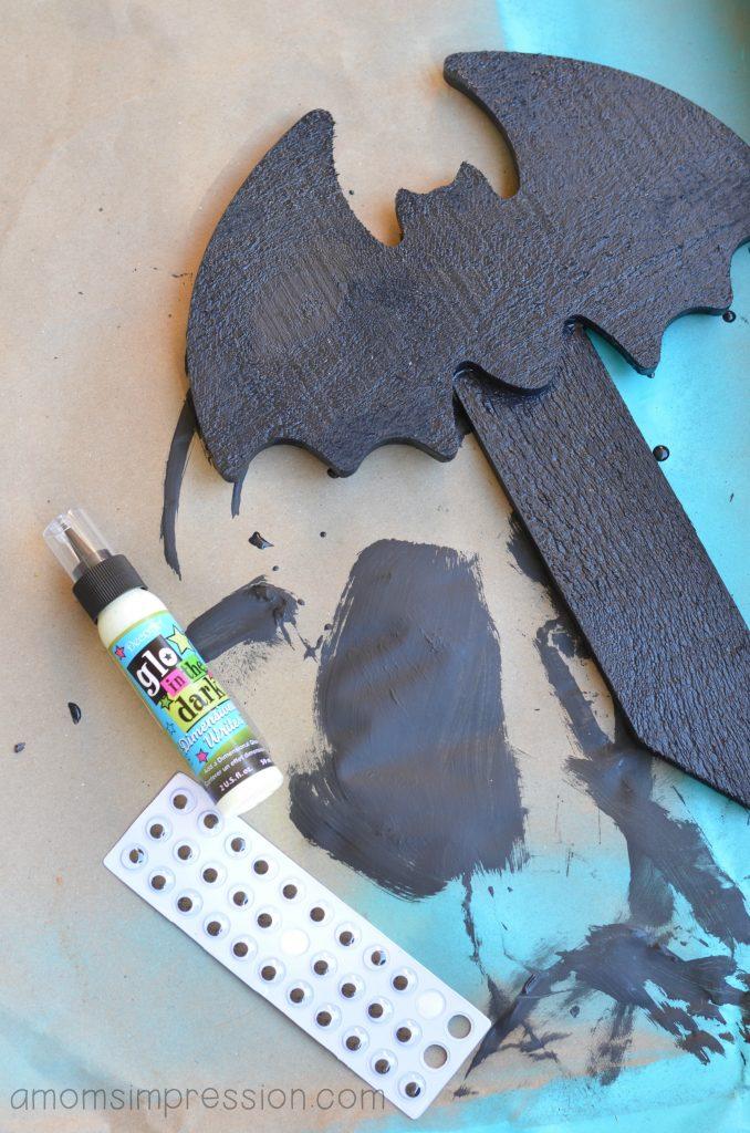 Bat stick craft