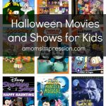 Halloween Movies and Shows for Kids