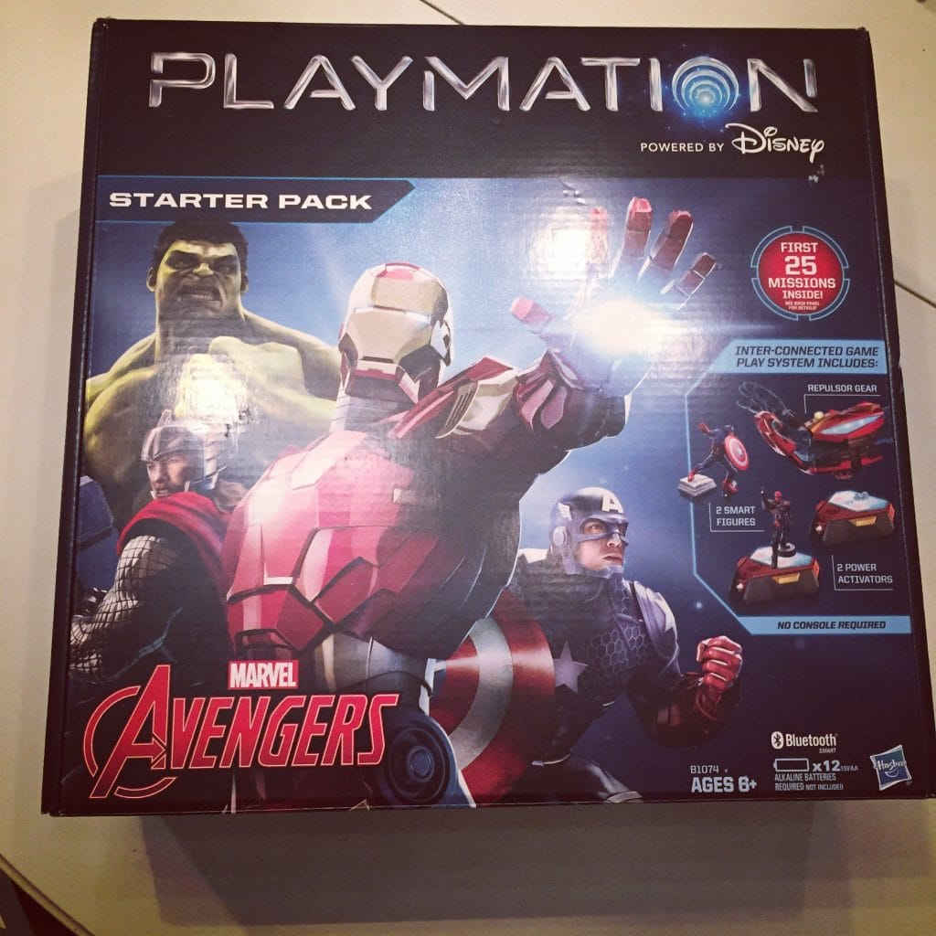 Playmation Avengers