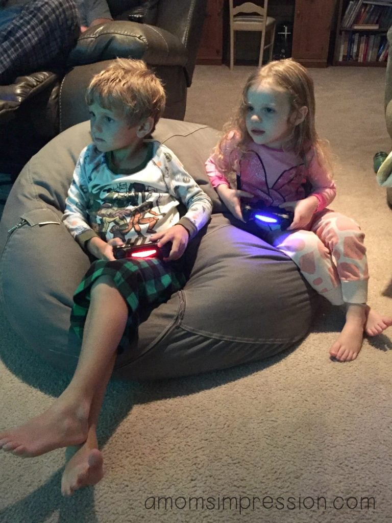 my little gamers