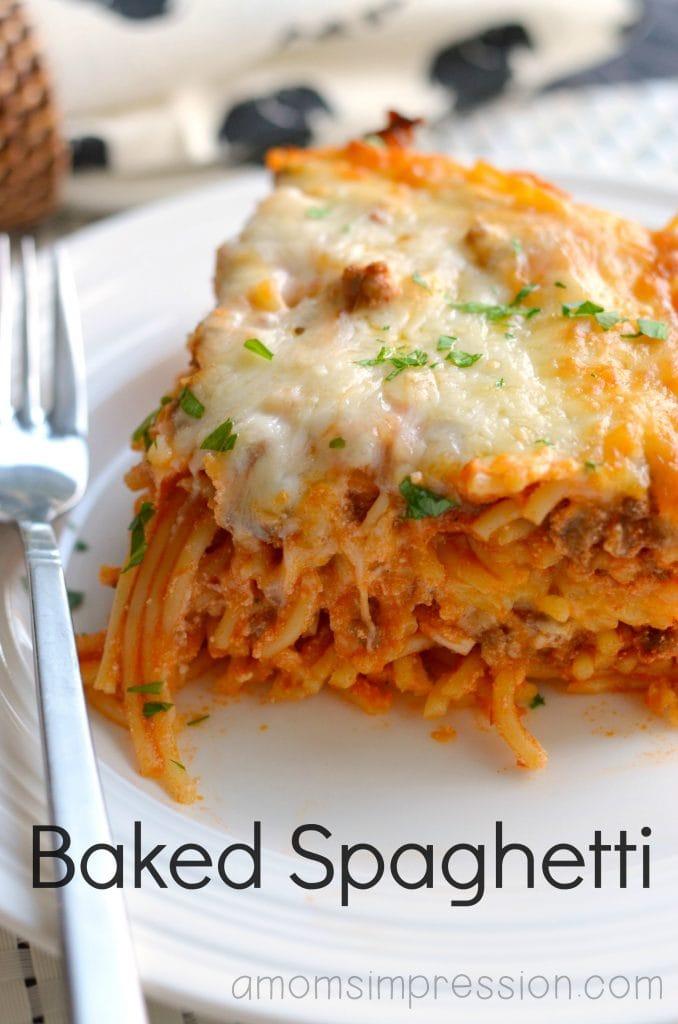 spaghetti Pie Hero