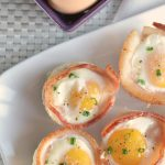 Baked Bacon and Egg Cups