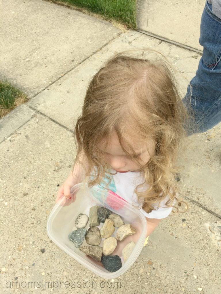 Finding Rocks