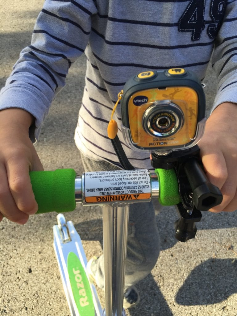 Kid-Friendly Action Camera