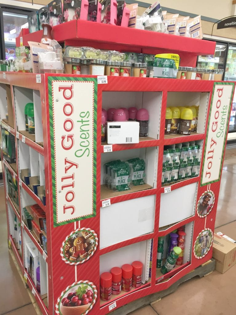 Kroger Glade Holiday Products