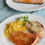 Simple Broiled Salmon Recipe