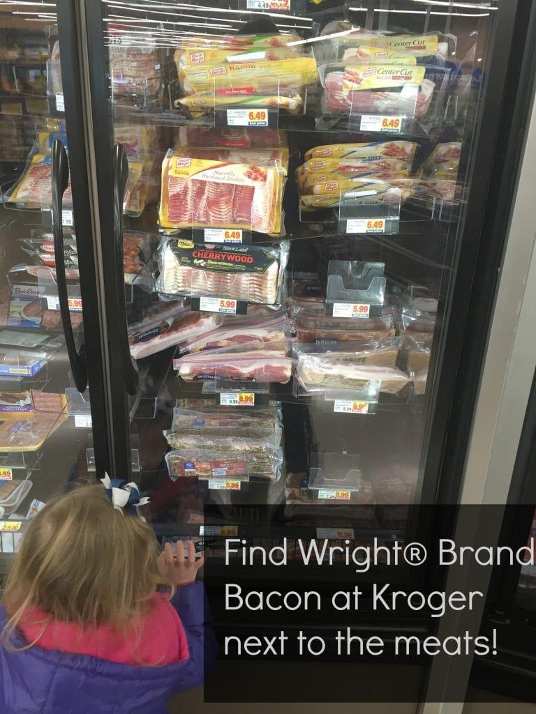 kroger bacon