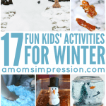 17 fun Kids' Winter Activities