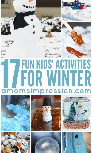 Kid Winter Activities