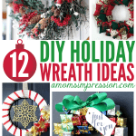 10 Best DIY Christmas Wreath Ideas