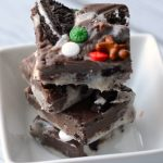 5 Minute Holiday OREO Cookie Fudge