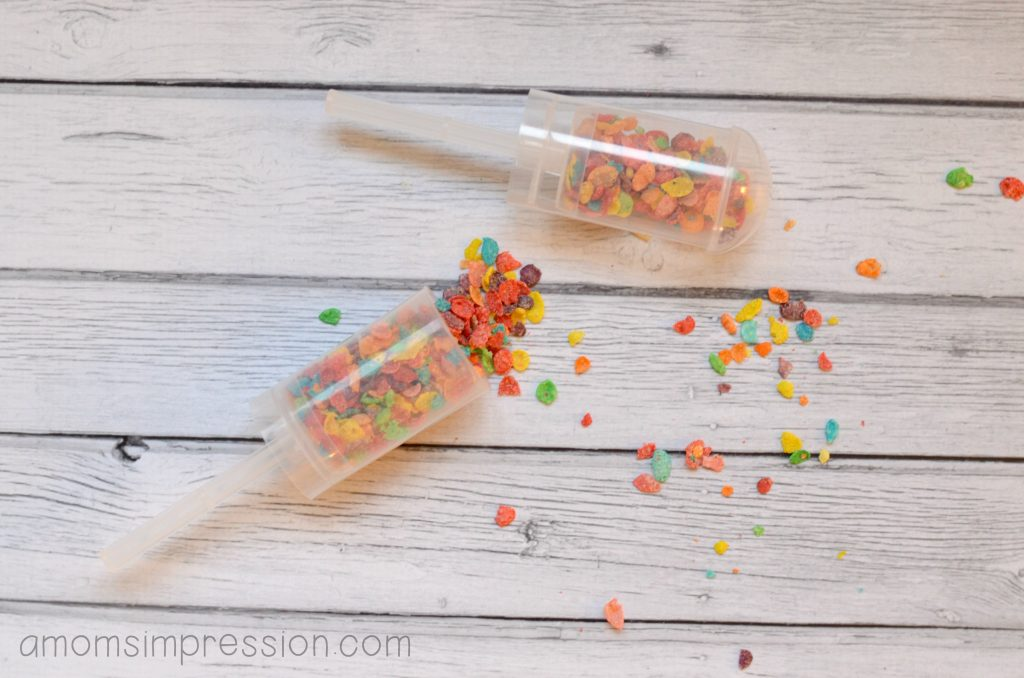 Kid friendly confetti