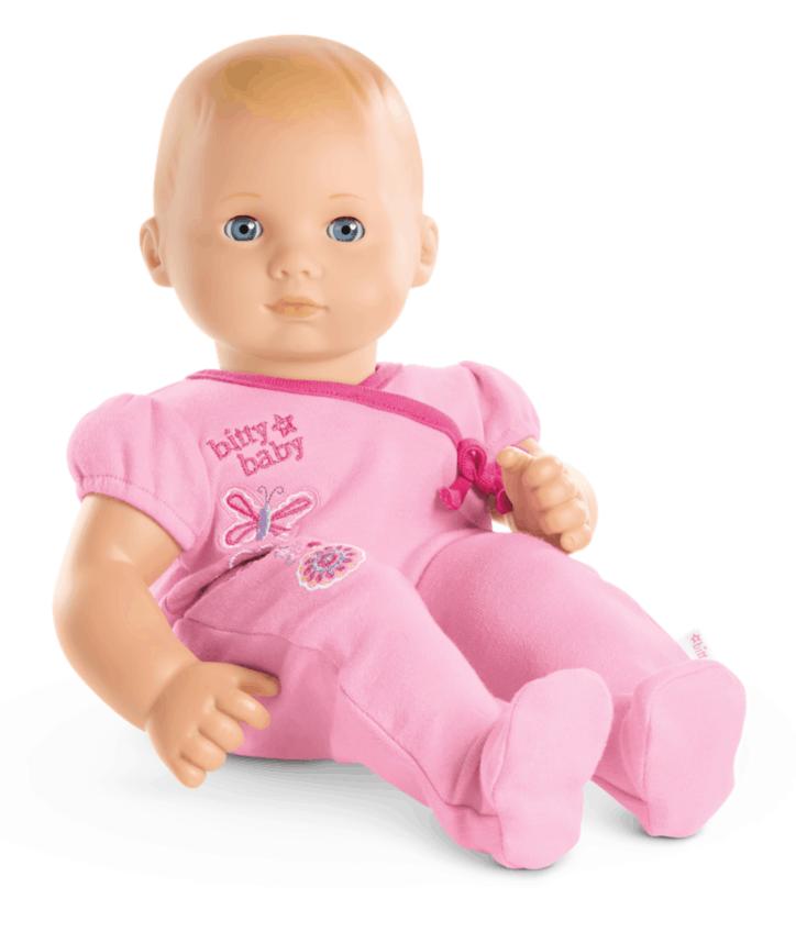 Blonde Bitty Baby