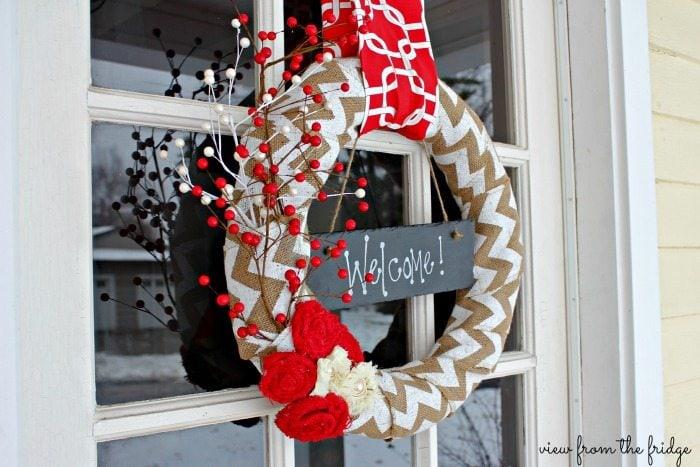 10 Best DIY Christmas Wreath Ideas