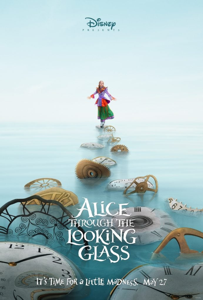Walt Disney Studios Motion Pictures AliceThroughTheLookingGlass