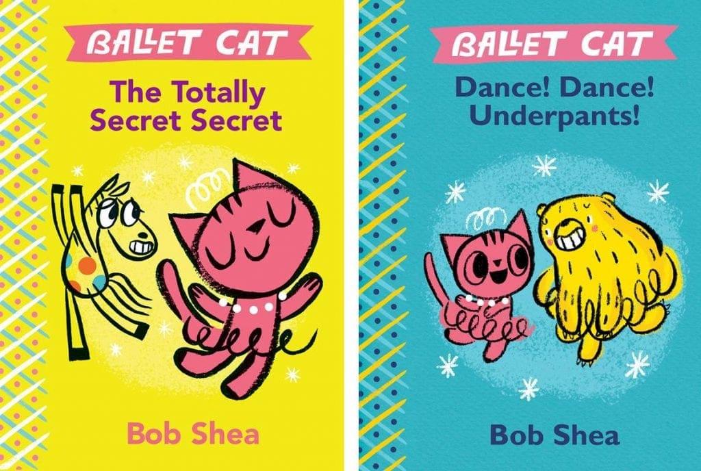 Meet Ballet Cat