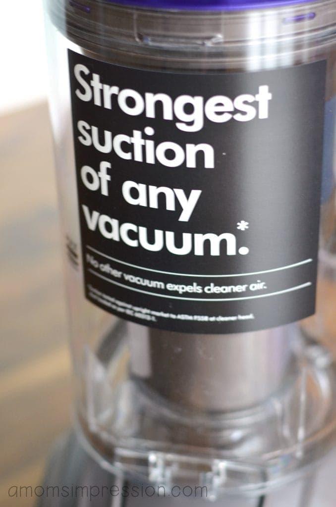 Dyson Suction