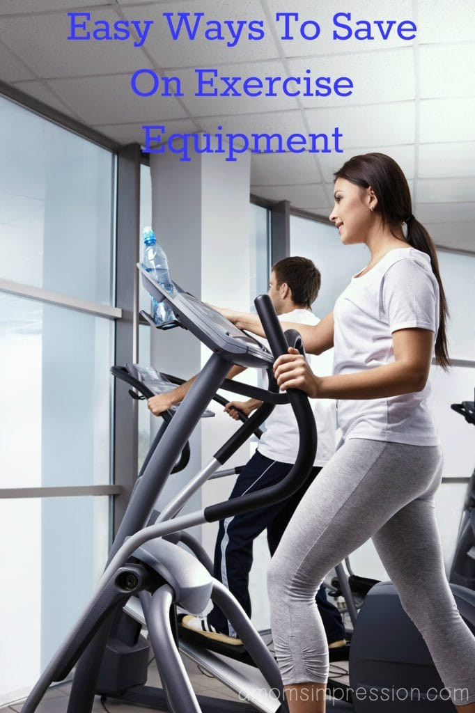 Easy Ways to Save on Exercise Equipment