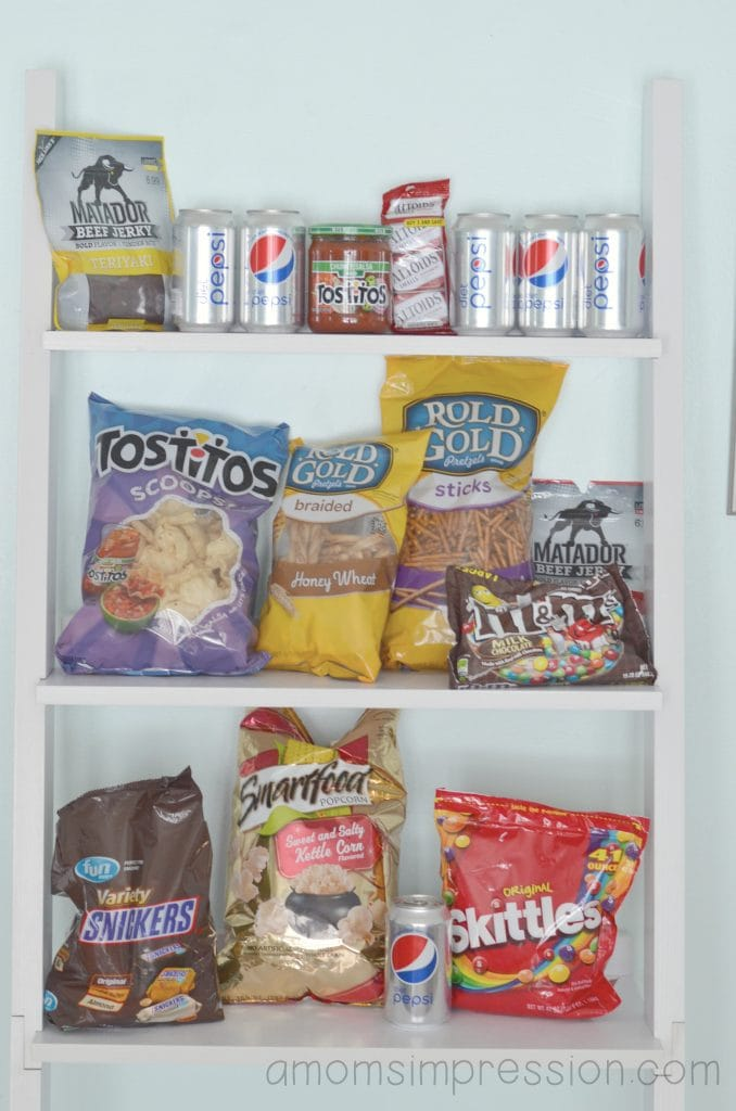 Snack Stadium products