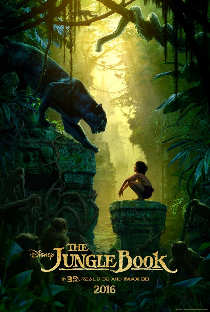 Walt Disney Studios Motion Pictures jungle book