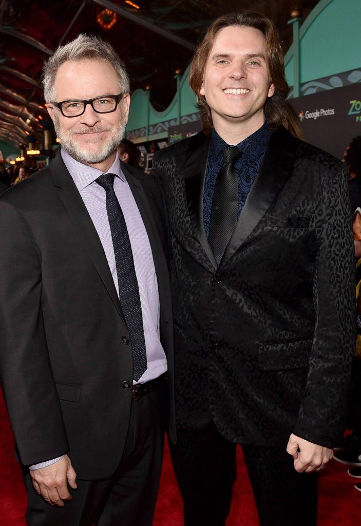 Directors Byron Howard & Rich Moore