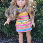 Meet Lea Clark American Girl Doll of the Year 2016
