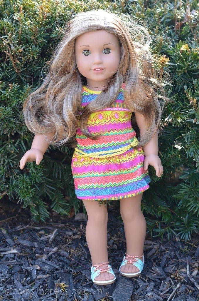 Lea Clark American Girl Doll