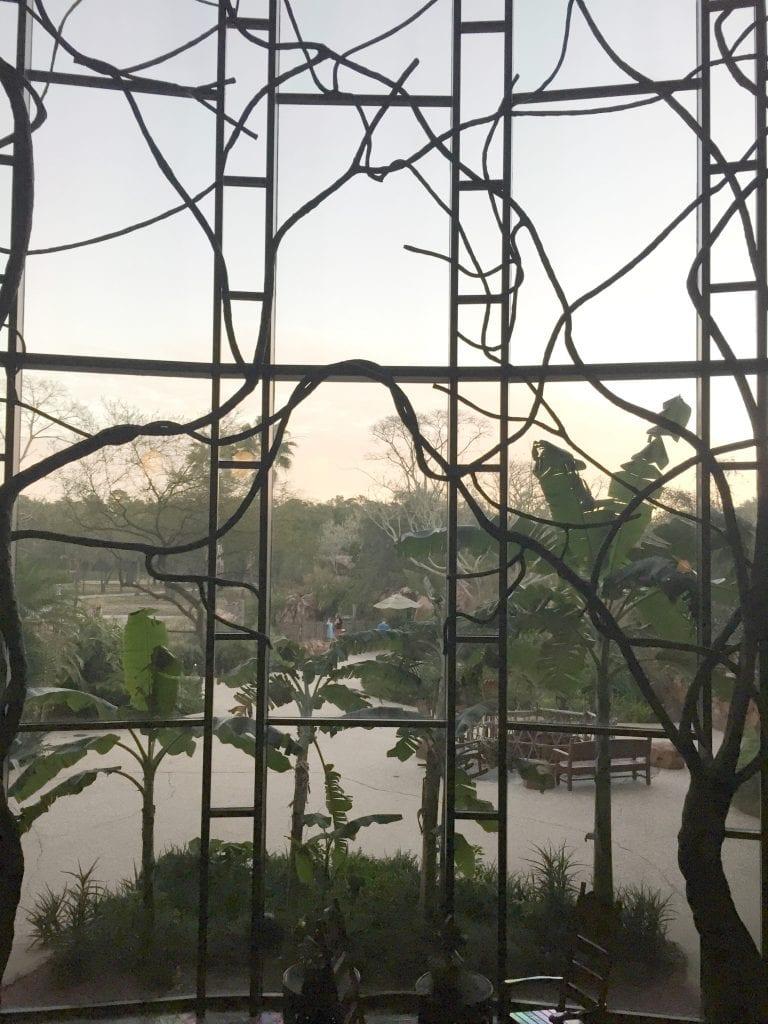 Lobby Window