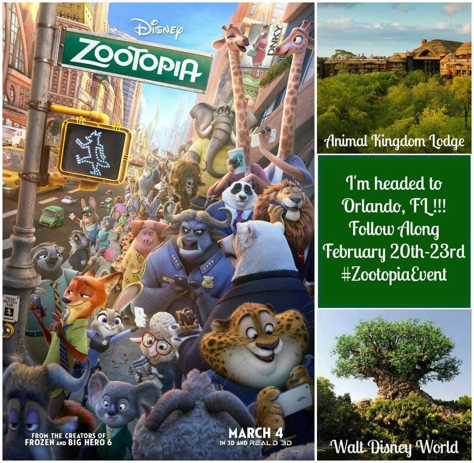Zootopia Event Badge
