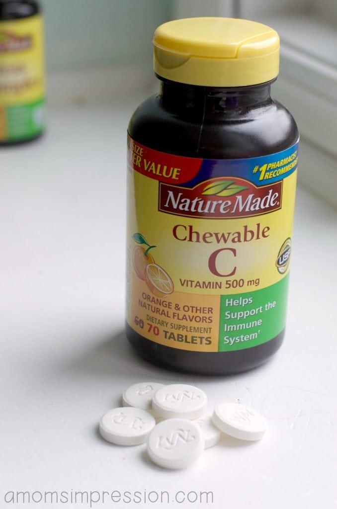 Chewable c