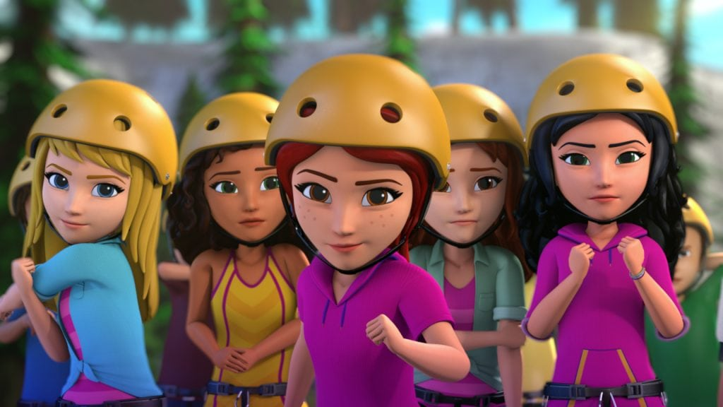 LEGO Friends Camp Wild Hearts Still 2