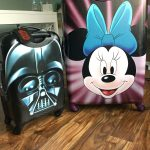 Disney Luggage for the Entire Family